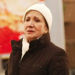 Olympia Dukakis in Cloudburst.   Photo by: Michael Gibson
