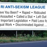 Rhode Island Anti-Sexism League Fights for Womens Rights &amp; Against Rape Culture