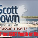 Gay Democrats, Activists Decry Senator Brown's Anti-Gay Track Record