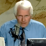 "Bryan Fischer, who during a recent radio address said of gay people: ""They are bullies. They are intolerant, they are vicious, they are mean, and they are after people of faith."""