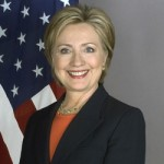 Former Secretary of State Hillary Rodham Clinton.  Photo: U.S. Department of State