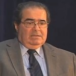 Justice Scalia: A Reduction to Stone Throwing