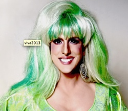 Hedda Lettuce will perform at Viva! 2013  Photo: AFWM