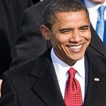 President Barack Obama gave the most diverse inaugural speech (Jan. 20th, 2013).  Photo: Office of the President