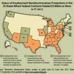 Federal Gov. Funnels Almost $300 Billion Yearly to Businesses in States that Allow Workplace Discrimination