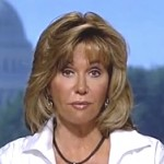 Sandy Rios, from American Family Association, spreads her hatred against the LGBT community.  Photo: YouTube