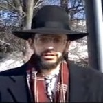 Anti-Gay Noson Leiter of Torah Jews for Decency  Photo: YouTube