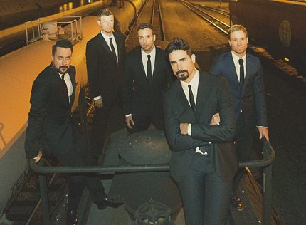 Backstreet Boys  Photos: Big Hassle