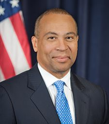 Massachusetts Governor, Deval Patrick  Photo: Mass.gov