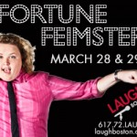 "Fortune Feimster of ""Chelsea Lately"" to Headline Laugh Boston"