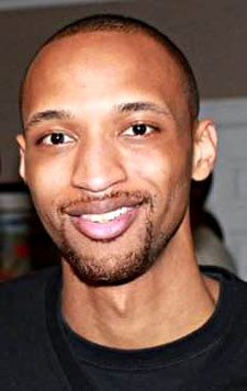 Corey Yarbrough, Hispanic Black Gay Colaition's Executive Director