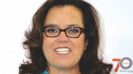 rosie o'donnell joins SMILF cast