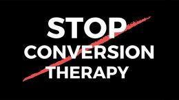 conversion therapy ban