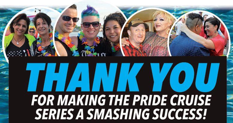 rainbow times pride cruise series